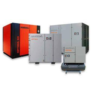 MATTEI OPTIMA 200 W WATER COOLED 275 HP 102÷145 PSI