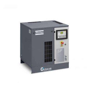 Atlas Copco SF22+-100 AP Duplex Multi 460v Compressor