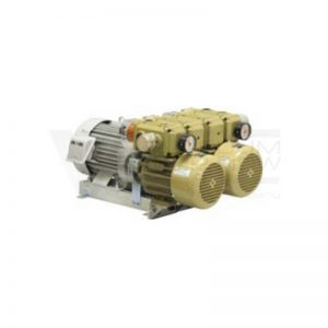 Orion CBX Oil-Less Rotary Vane Combination Pump